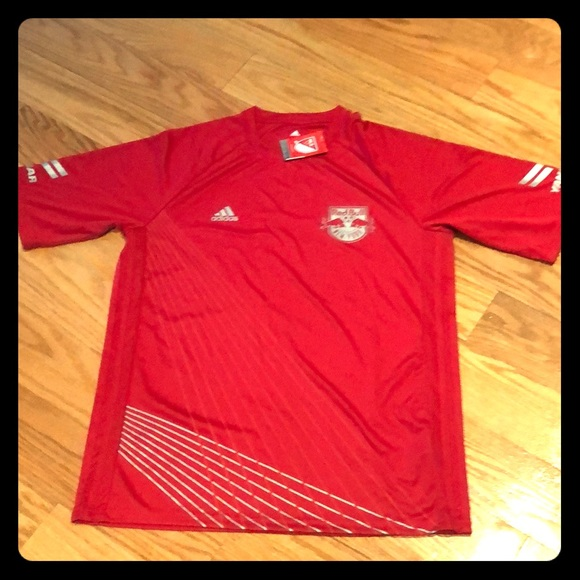 d5599e342 Adidas New York Red Bulls Men s Training Top